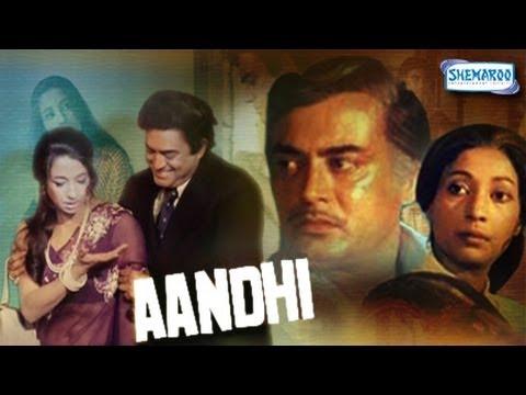 Aandhi (1975) – Sanjeev Kumar, Suchitra Sen  ,  Download Movie Feature Film